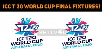 ICC T 20 World Cup Final Fixtures!