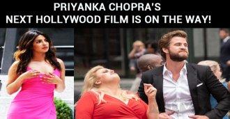 Priyanka Chopra's Next Hollywood Film Is On The..