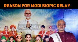 Narendra Modi Biopic Postponed!
