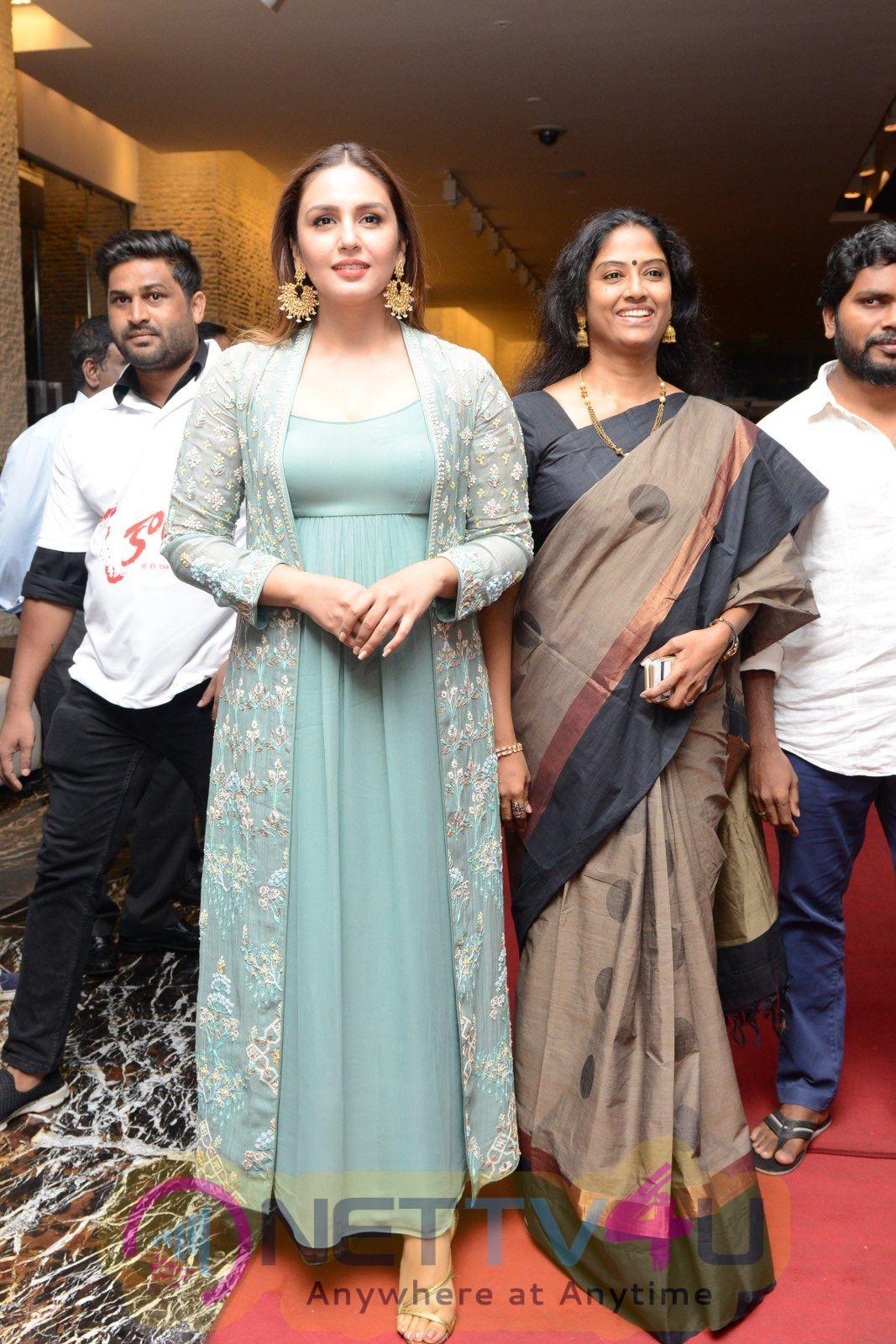 Kaala Movie Press Meet Pics Telugu Gallery