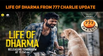 Life Of Dharma From 777 Charlie Gets Ready!