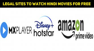 Best Legal Sites To Watch Hindi Movies Online For Free Today
