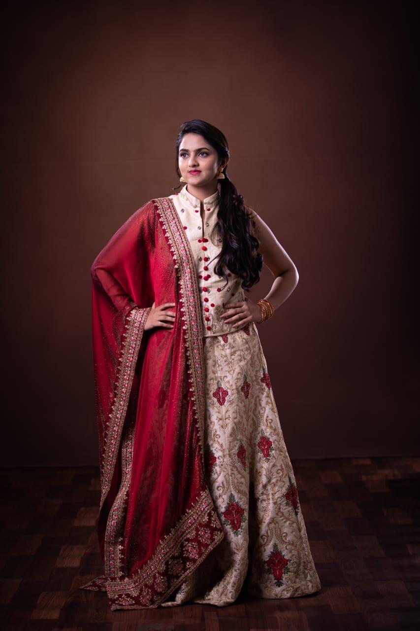 Actress Radhika Preethi Latest Photo Shoot Stills Tamil Gallery