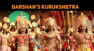 Will Darshan's Kurukshetra Create A New Record?..