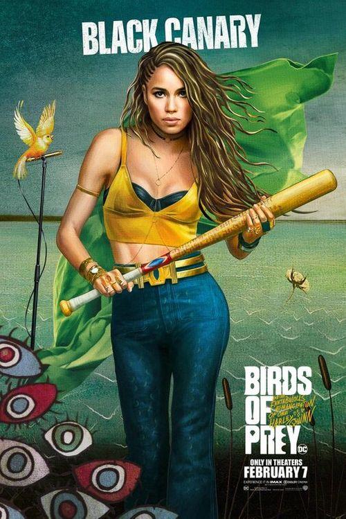 Birds Of Prey Movie Review