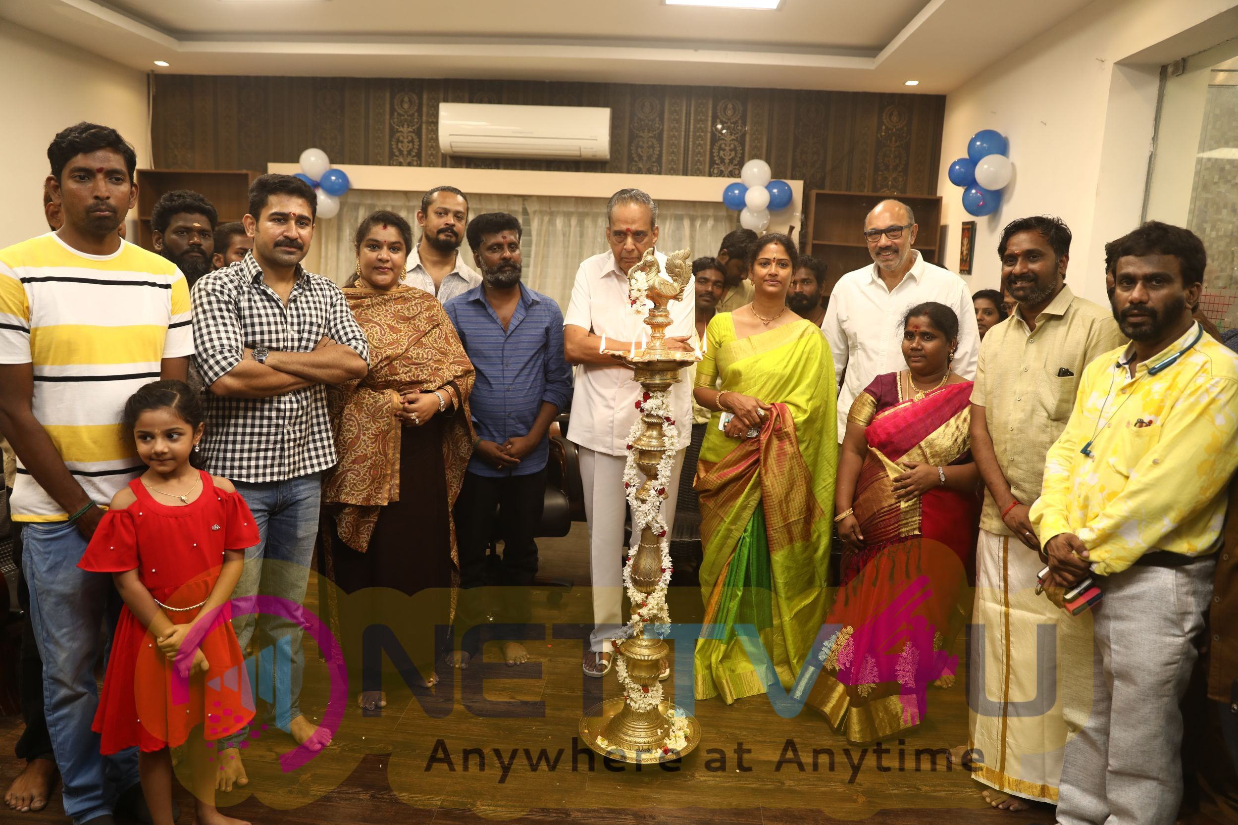 Open Theatre Production Company Office Opening Images Tamil Gallery