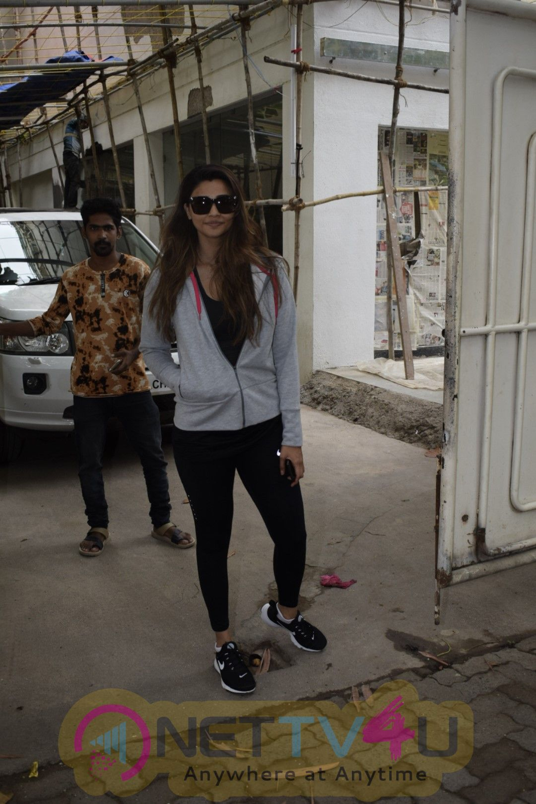 Daisy Shah Came To Sunny Sound  Hindi Gallery
