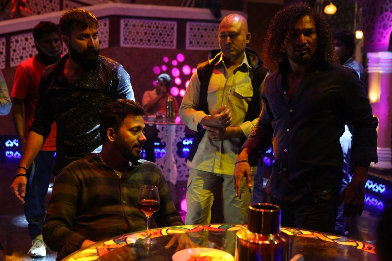 Dagaalty Movie Stills & Working Images Tamil Gallery