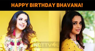 Happy Birthday Bhavana!