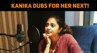 Kanika Dubs For Her Next!