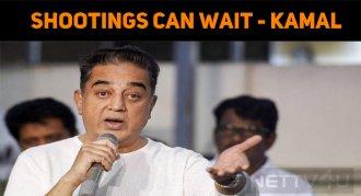 Shootings Can Wait - Kamal