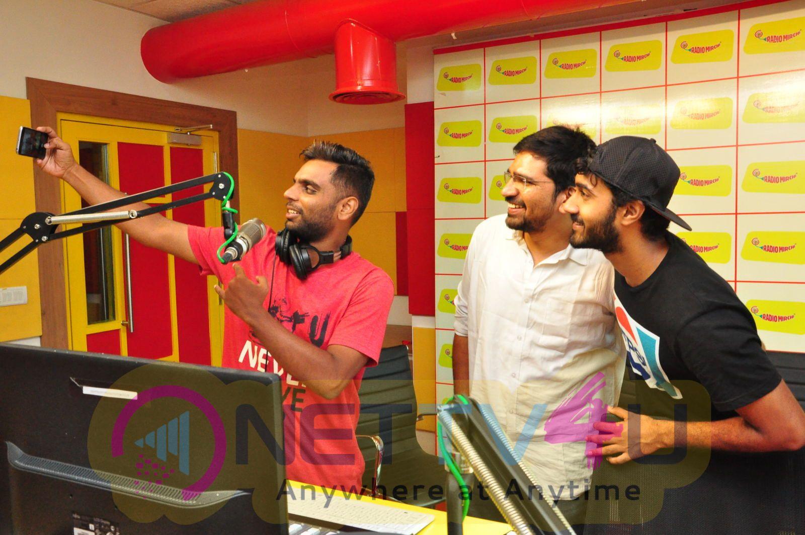 Paper Boy Chinuku Kurisindi Song Launch At Radio Mirchi Images Telugu Gallery