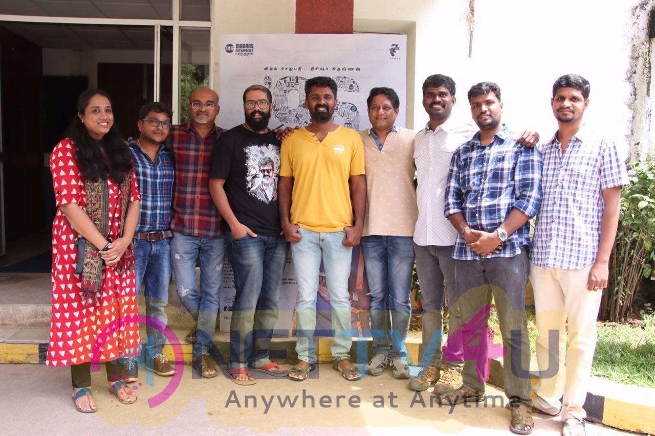 96 Movie Success Meet Photos Tamil Gallery