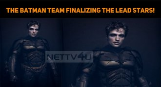 The Batman Team Finalizing The Lead Stars!
