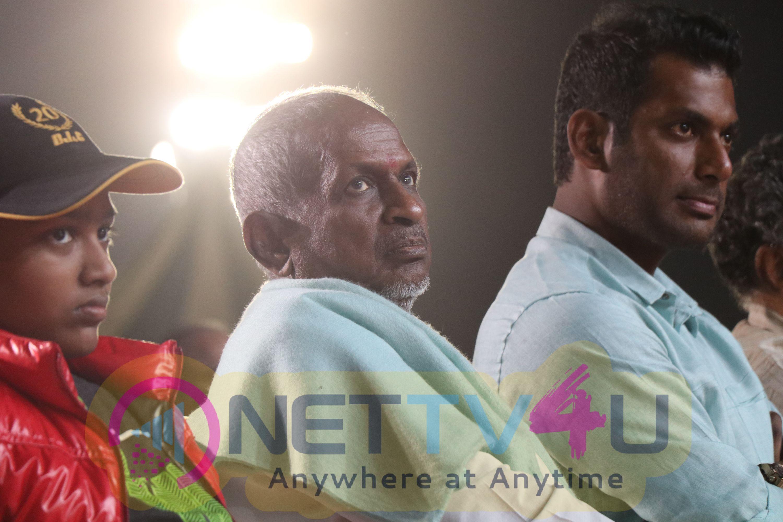 Ilaiyaraaja 75 Event Tickets Launch Pics Tamil Gallery