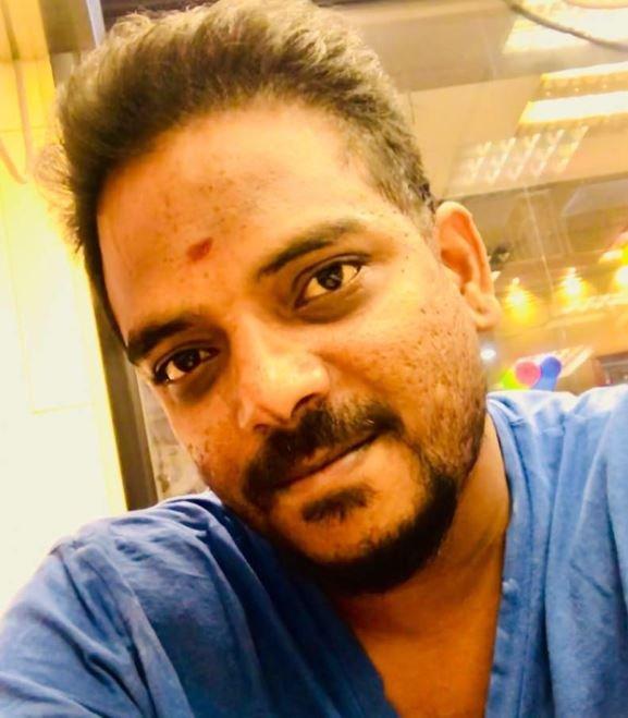 Naveen Nanjundan Tamil Actor