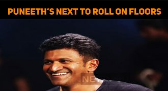 Puneeth's Next To Roll On Floors This Month!