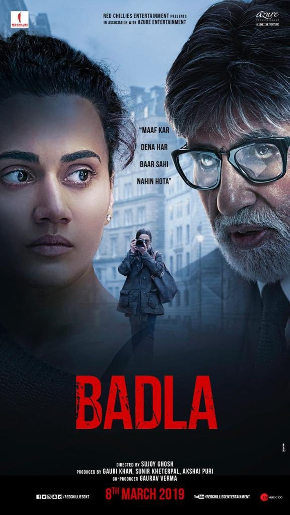 Badlaa Movie Review