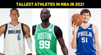 Tallest Athletes In NBA In 2021