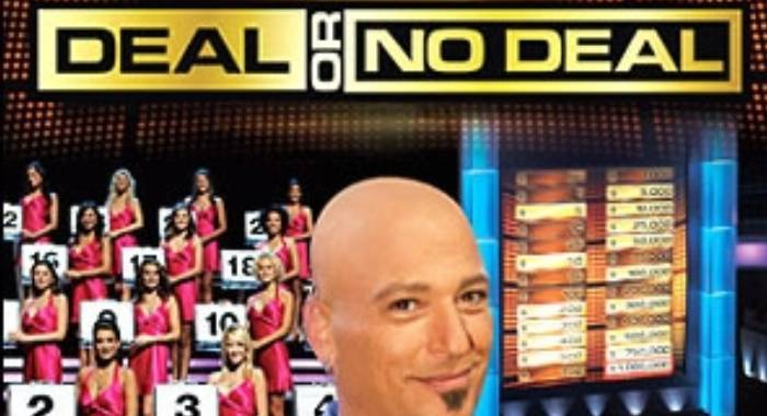 Deal or no deal tv show application