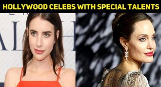 Top 10 Hollywood Celebrities With Special Hidden Talents