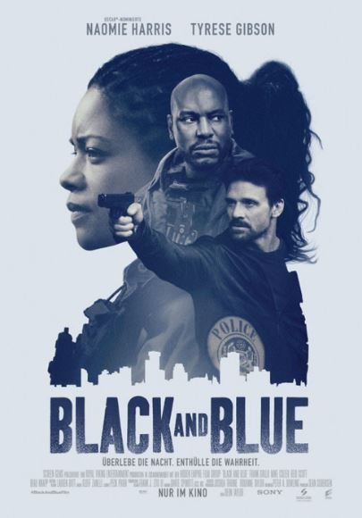 Black And Blue Movie Review