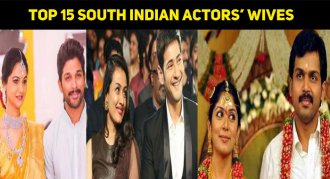 Top 15 South Indian Actors' Wives
