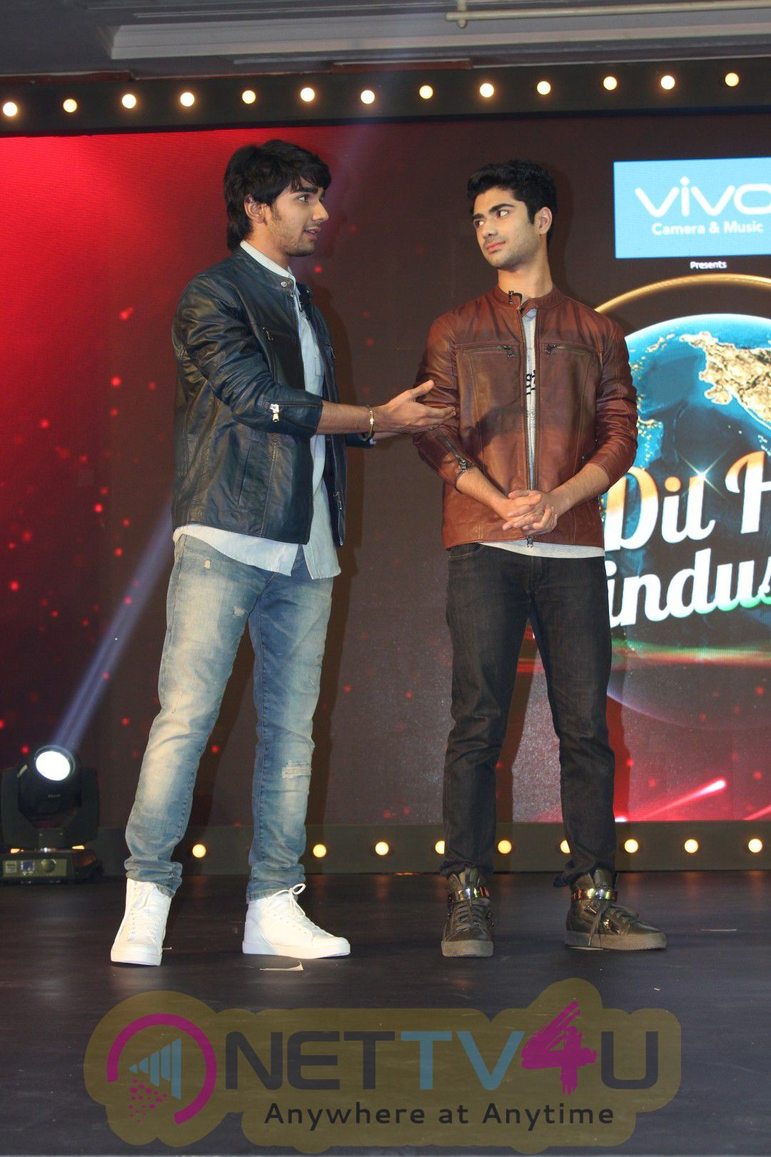 Star Plus New Reality Show Dil Hai Hindustani With Judge Karan Johar, Badshah & Others Images Hindi Gallery