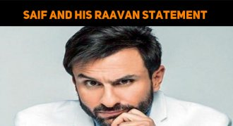 Reason Why Saif Ali Khan Withdrew His Statement..