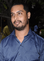 Naviin Raghavan Tamil Actor