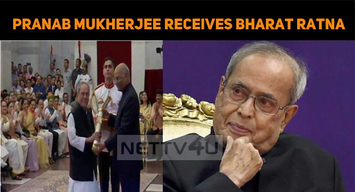 Bharat Ratna To Former President Pranab Mukherjee!