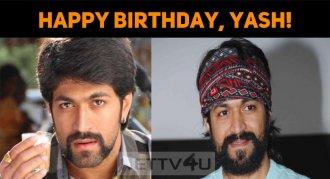 Happy Birthday, Yash!