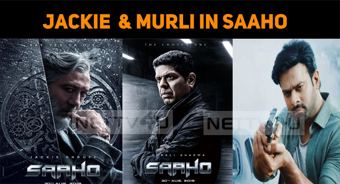 Jackie Shroff And Murli Sharma – Look Stylish In Saaho