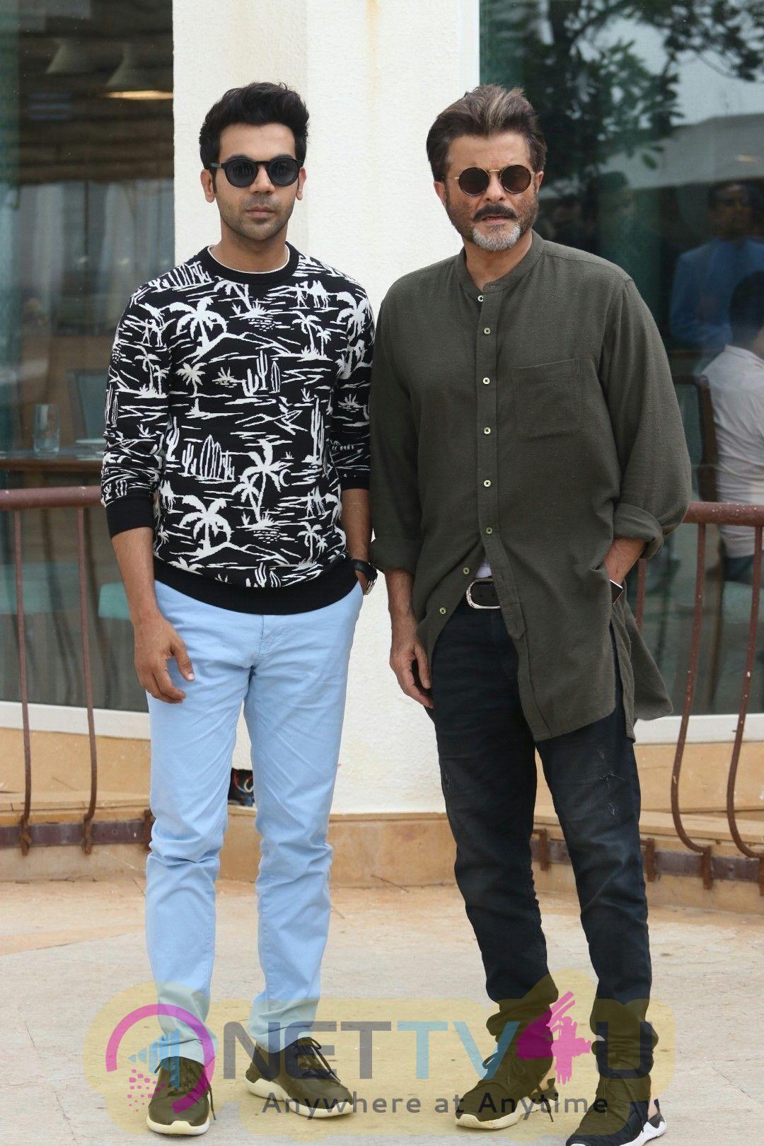 Fanney Khan Movie Press Meet  Hindi Gallery