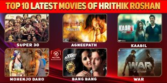 Top 10 Latest Movies Of Hrithik Roshan