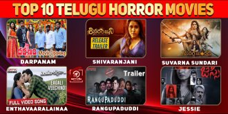 Top 10 Telugu Horror Movies You Should Not Watch Alone