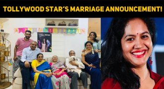 The Popular Tollywood Star Announces Her Second..