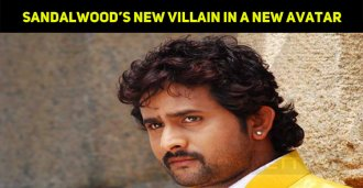 This New Sandalwood's Villain To Have A Kollywo..
