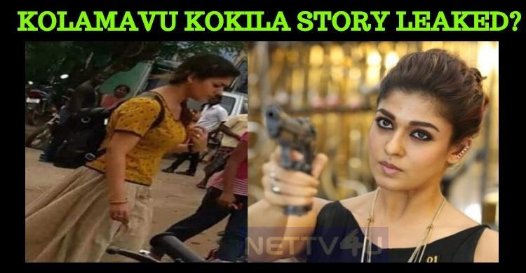Kolamavu Kokila Story Leaked Nettv4u