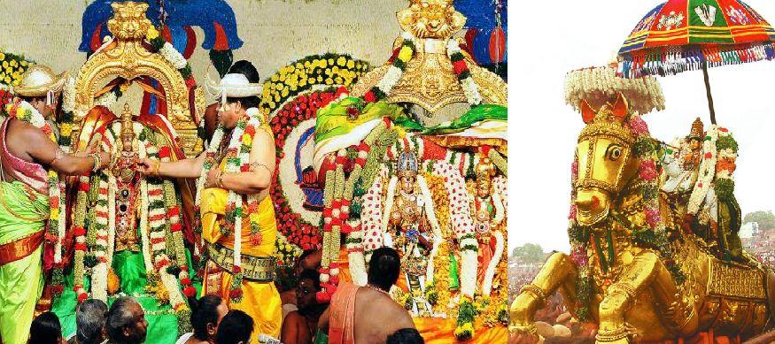 Madurai Meenakshi Kalyanam Festival in Madurai
