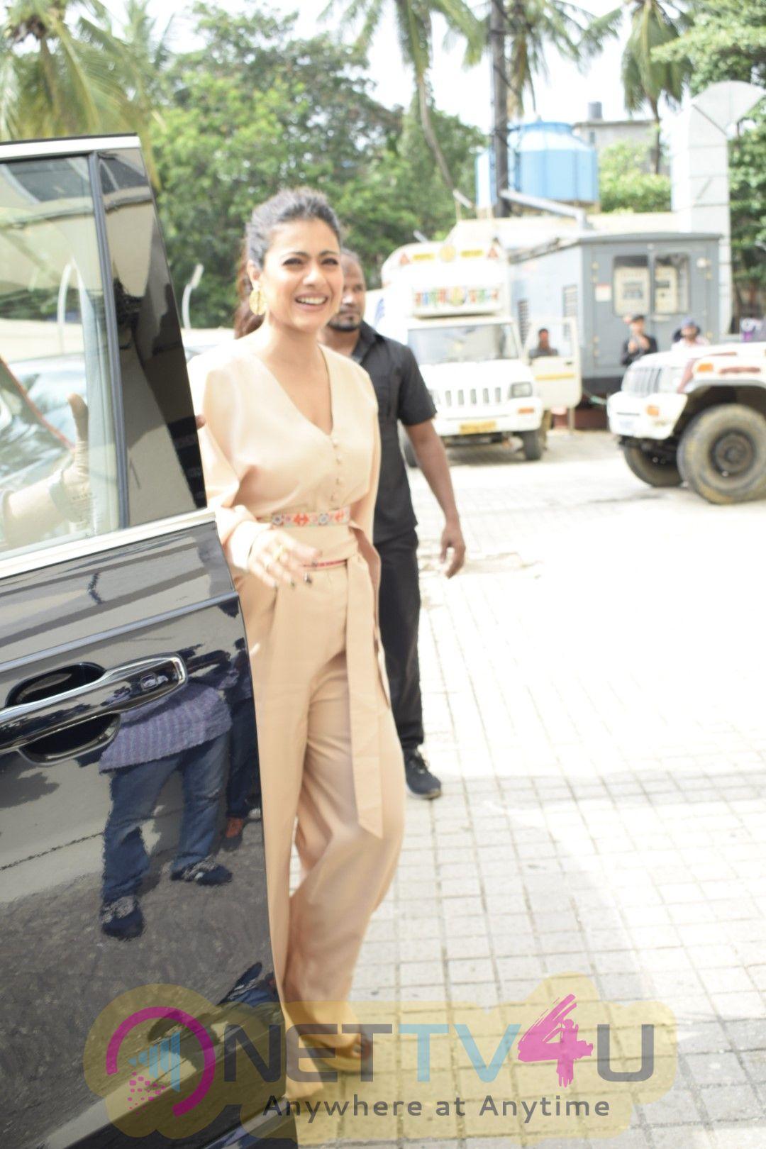 Kajol At The Trailer Launch Of Incredible 2 Hindi Version Stills Hindi Gallery