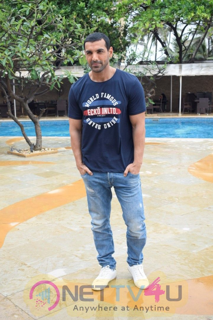Actor John Abraham Good Looking Stills Hindi Gallery
