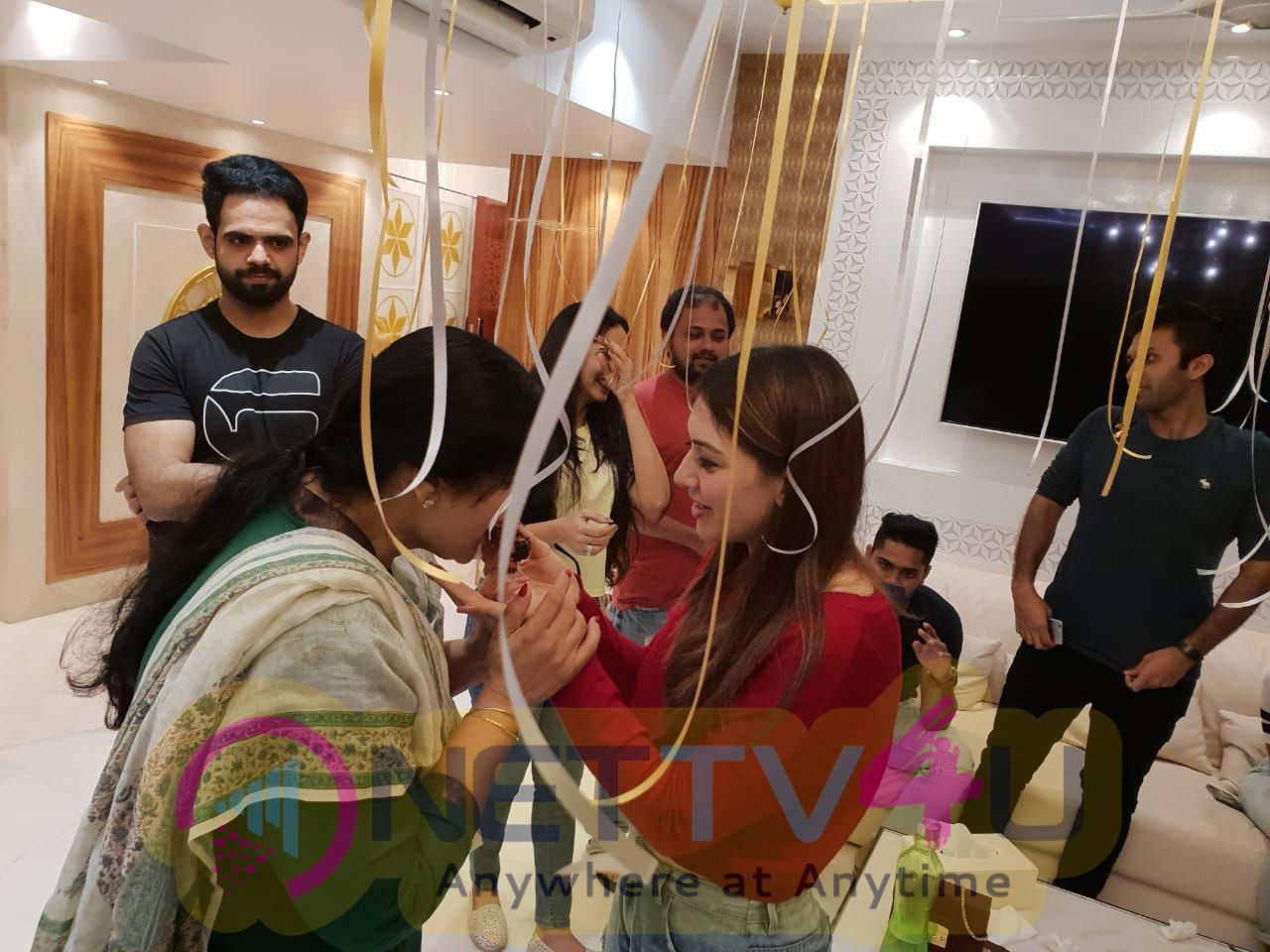 Actress Hansika Motwani Birthday Celebration Pics Tamil Gallery