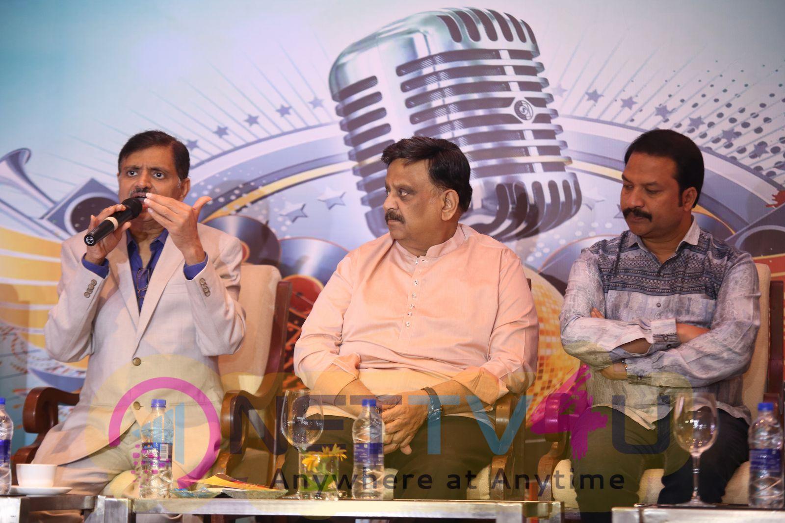 Indian Singers Rights Association Press Meet Photos Telugu Gallery