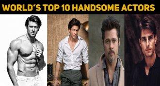 World's Top 10 Handsome Actors