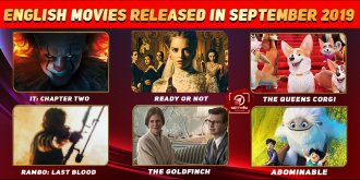 List Of English Movies Released In September 2019