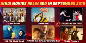List Of Hindi Movies Released In September 2019