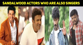 Top 10 Sandalwood Actors Who Also Sing In Movies