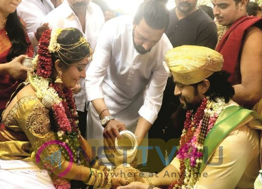 Yash And Radhika Pandit Marriage Special Movie Press Meet