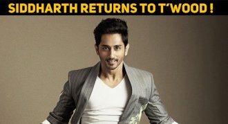 This Excellent Actor Returns To Tollywood After..